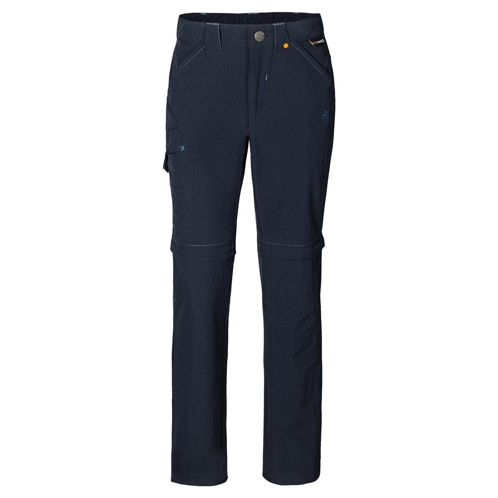 Spodnie SAFARI ZIP OFF PANTS K night blue - 92