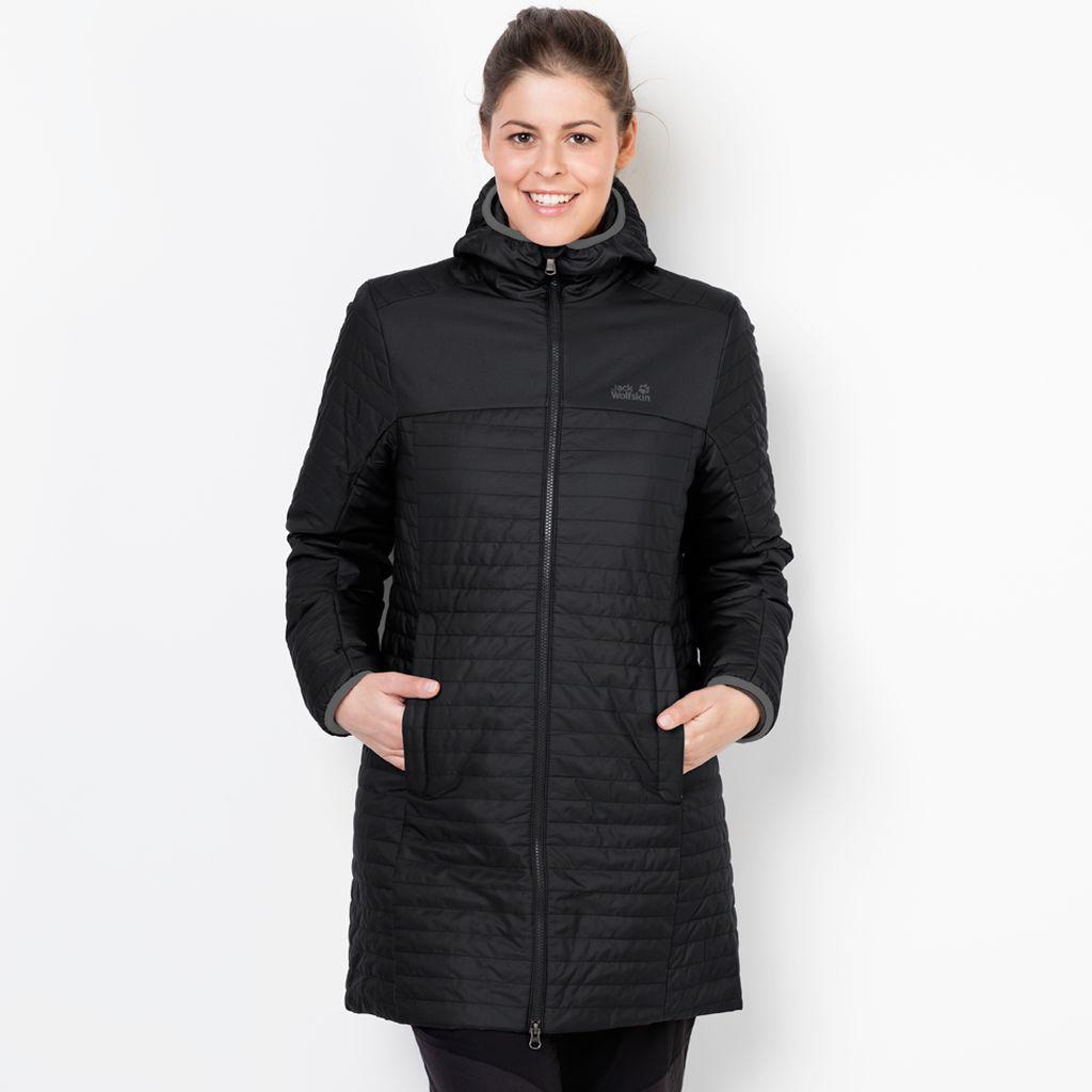 Płaszcz CLARENVILLE black - M