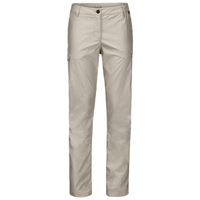 Spodnie damskie LAKESIDE PANTS W dusty grey