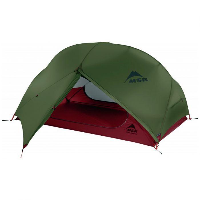 Namiot dwuosobowy MSR HUBBA HUBBA NX green zielony | E horyzont