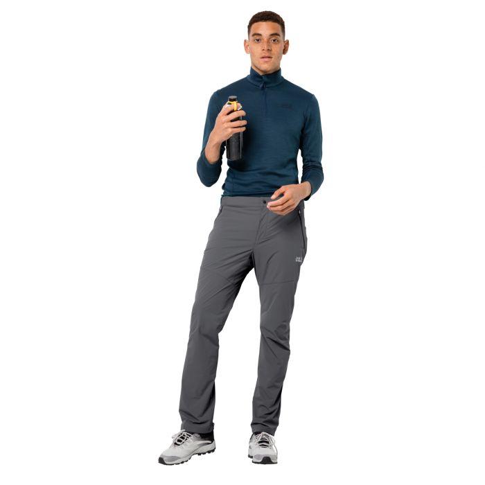 spodnie trekkingowe dlugo krotkie męskie