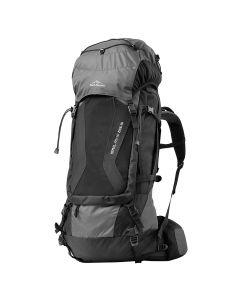 Plecak trekkingowy Fjord Nansen HIMIL 45+10 SOLID black/graphite