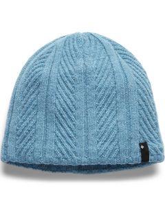 Damska czapka zimowa Black Diamond TRACKS BEANIE astral blue