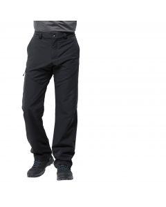 Spodnie męskie softshellowe CHILLY TRACK XT PANTS MEN black