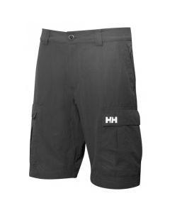 """Spodenki męskie Helly Hansen QD Cargo Shorts 11"""" ebony"""
