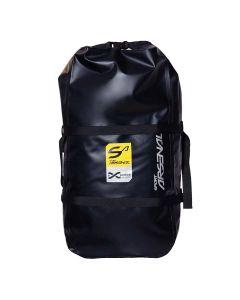 Wodoszczelna sakwa rowerowa górna na bagażnik SPORT ARSENAL 313 EXPEDICE 20 L black