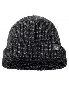 Czapka zimowa NIGHT HAWK CAP Black