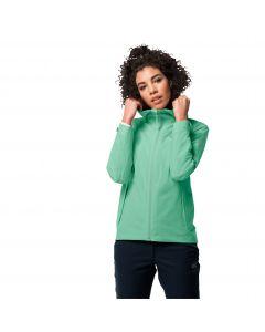 Kurtka przeciwdeszczowa damska JWP SHELL W pacific green