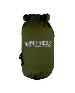 Worek wodoszczelny Amphibious Tube 5 L zielony