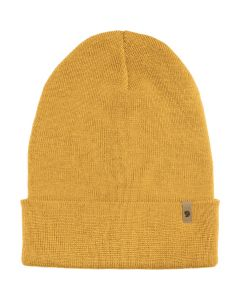 Czapka zimowa Fjallraven Classic Knit Hat acorn