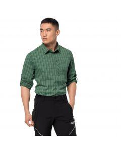 Koszula męska RAYS FLEX SHIRT M sage checks