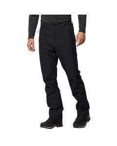 Spodnie zimowe męskie ACTIVATE WINTER PANTS MEN black