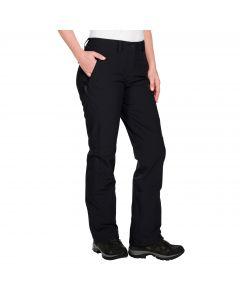 Spodnie zimowe damskie ACTIVATE WINTER PANTS WOMEN black
