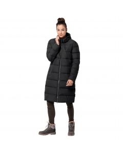 Płaszcz puchowy damski CRYSTAL PALACE COAT Black