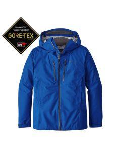 Kurtka przeciwdeszczowa męska Patagonia TRIOLET GTX viking blue
