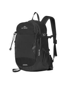 Plecak turystyczny RAGO 28 SOLID black