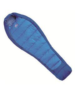 Śpiwór syntetyczny MISTRAL blue