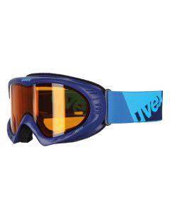 Gogle narciarskie CEVRON indigo mat