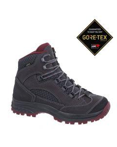 Buty trekkingowe Hanwag BANKS II LADY GTX asphalt/dark garnet