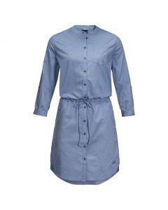 Sukienka INDIAN SPRINGS DRESS dusk blue stripes