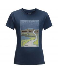T-shirt dziecięcy TREASURE HUNTER T KIDS dark indigo