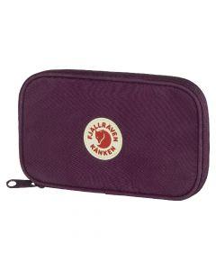 Portfel Fjallraven Kanken Travel Wallet royal purple 421