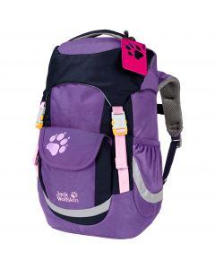 Plecak dziecięcy KIDS EXPLORER 16 deep lavender
