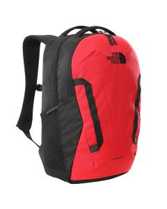 Plecak na laptopa The North Face VAULT red/black