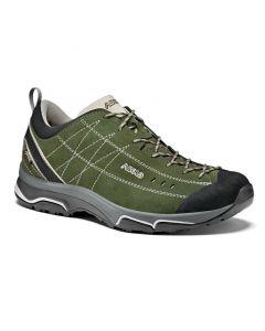 Niskie buty turystyczne Asolo Nucleon GV MM rifle green/silver