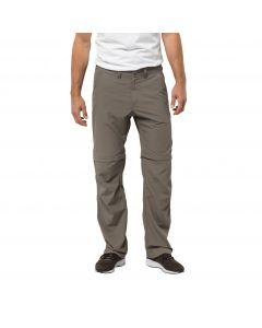 Spodnie na lato CANYON ZIP OFF PANTS siltstone