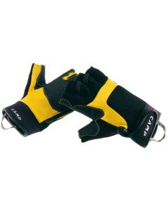 Rękawice PRO FINGERLESS yellow/black
