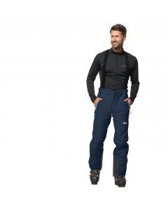 Spodnie narciarskie męskie BIG WHITE PANTS M dark indigo