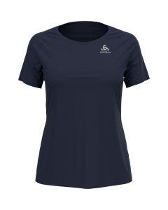 Koszulka damska Odlo Essential Light T-shirt diving navy
