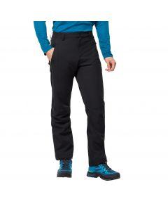 Męskie spodnie  PARANA PANTS M Black