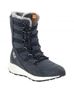 Damskie buty zimowe NEVADA TEXAPORE HIGH W Dark Blue / Off-White