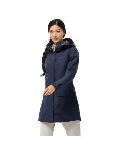 Płaszcz damski CAPE YORK PARADISE COAT W midnight blue