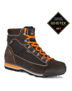 Buty trekkingowe AKU SLOPE MICRO GTX black/orange