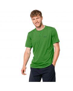 Koszulka męska CROSSTRAIL T MEN basil green