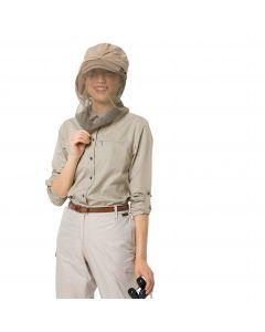 Koszula damska LAKESIDE ROLL-UP SHIRT W dusty grey