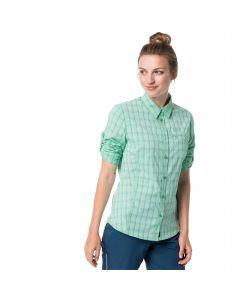 Koszula damska CENTAURA FLEX SHIRT W pacific green checks