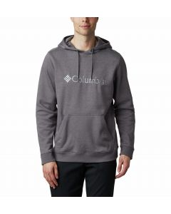 Męska bluza Columbia CSC Basic Logo II Hoodie city grey