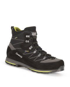 Buty trekkingowe męskie AKU Trekker Lite III GTX black/green