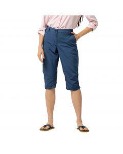 Spodnie damskie KALAHARI 3/4 PANTS WOMEN ocean wave