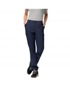 Spodnie damskie LAKESIDE PANTS W midnight blue