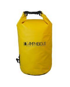Worek wodoszczelny Amphibious Tube 10 L żółty
