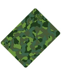 Chusta wielofunkcyjna 4Fun MULTIFUNCTIONAL SCARF 8 in 1 camouflage green