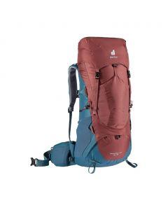 Plecak Deuter AIRCONTACT LITE 40+10 redwood/arctic
