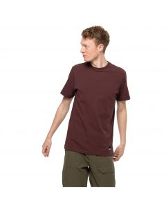 T-shirt męski 365 T M Cordovan Red