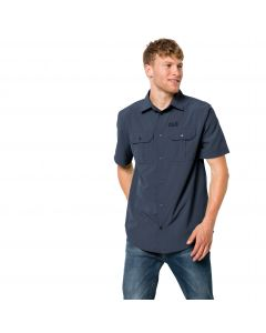 Koszula męska KWANDO RIVER SHIRT M night blue