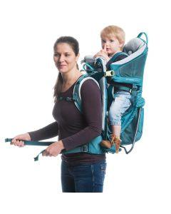 Damskie nosidełko dla dziecka Deuter KID COMFORT ACTIVE SL denim